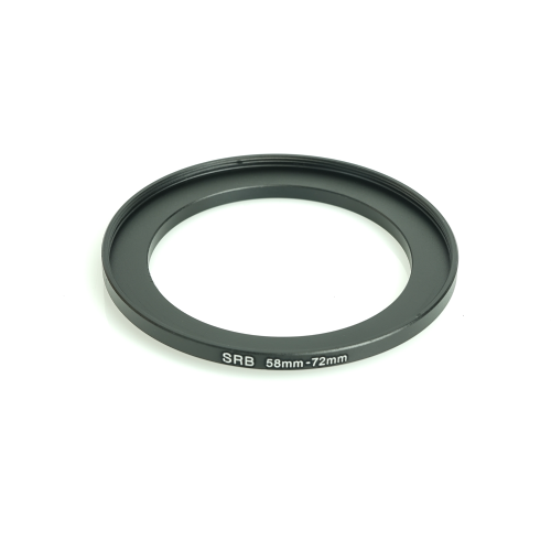 SRB 58-72mm Step-up Ring